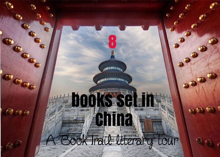 books set in china
