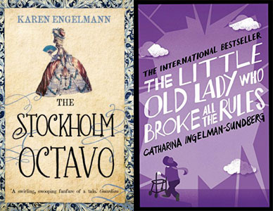 Two books set in Stockholm