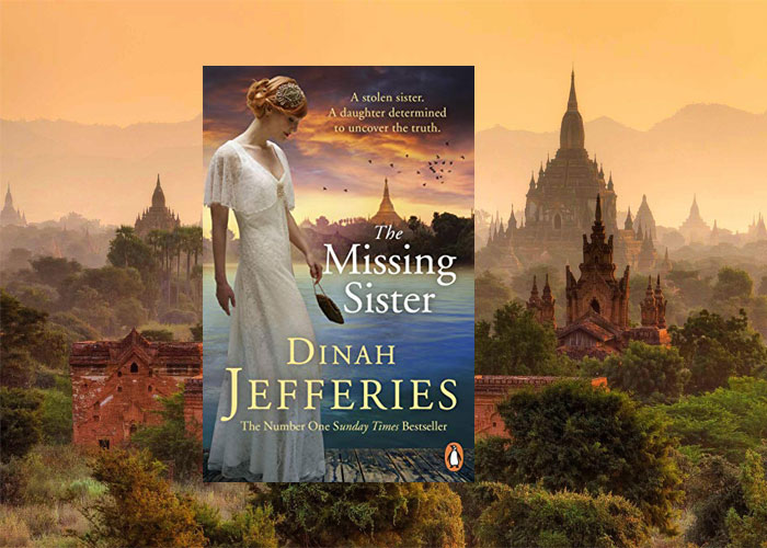 Dinah Jefferies The Missing Sister
