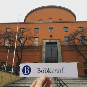 Stockholm library (c)The BookTrail