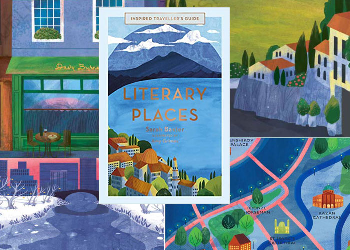 Literary Places (c) Amy Grimes