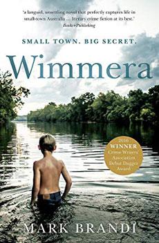 Australian book cover