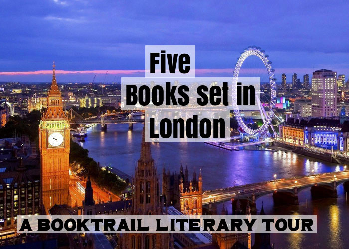Five books set in london