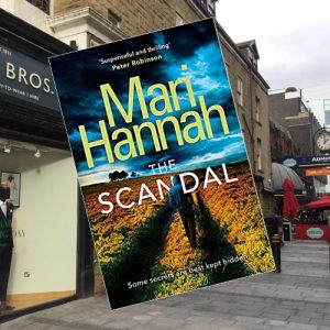 Book set in Newcastle – The Scandal by Mari Hannah