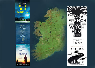 Five books set in ireland