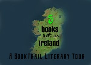 Reading books set in Ireland on St Patrick's Day