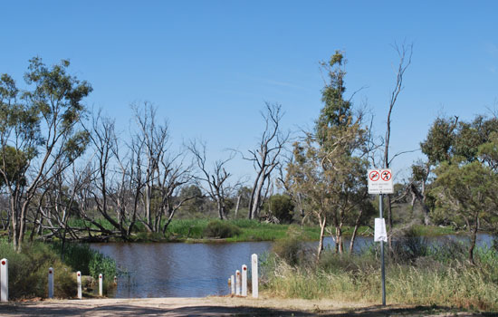 Wimmera River (c) Wikipedia