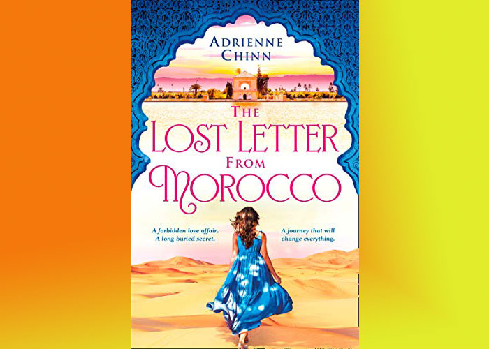 Travel to the setting of The Lost Letter from Morocco with Adrienne Chinn