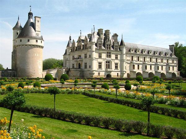Château de Chenonceau (c) Wikipedia