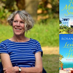 Confessions of a Literary Traveller – Rosanna Ley