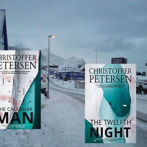 Travel to Greenland with Arctic Noir author Christoffer Petersen