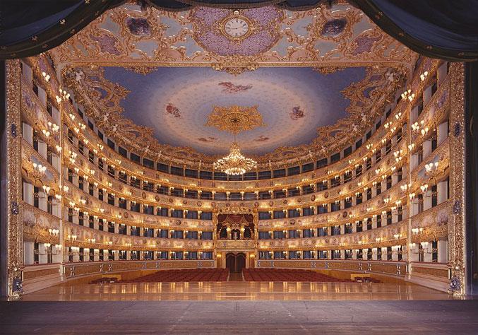 La Fenice theatre (c) Wikipedia