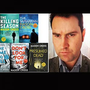 Confessions of a Literary Traveller With Mason Cross