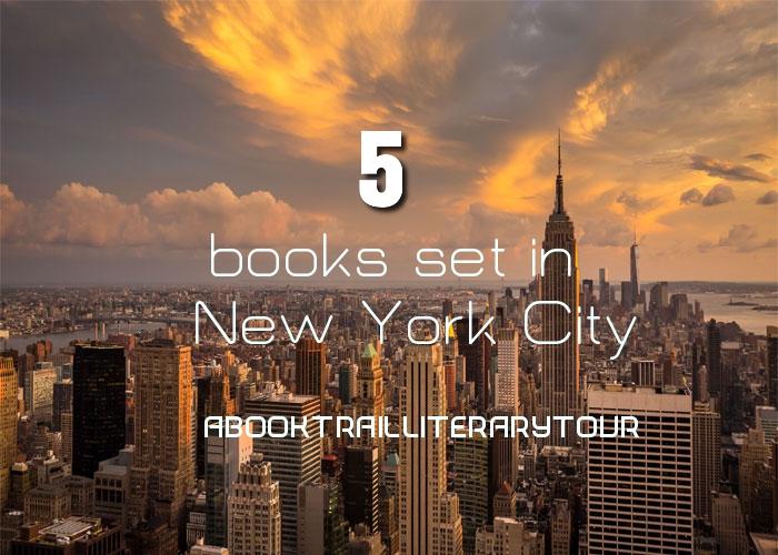 Five books set in new york city