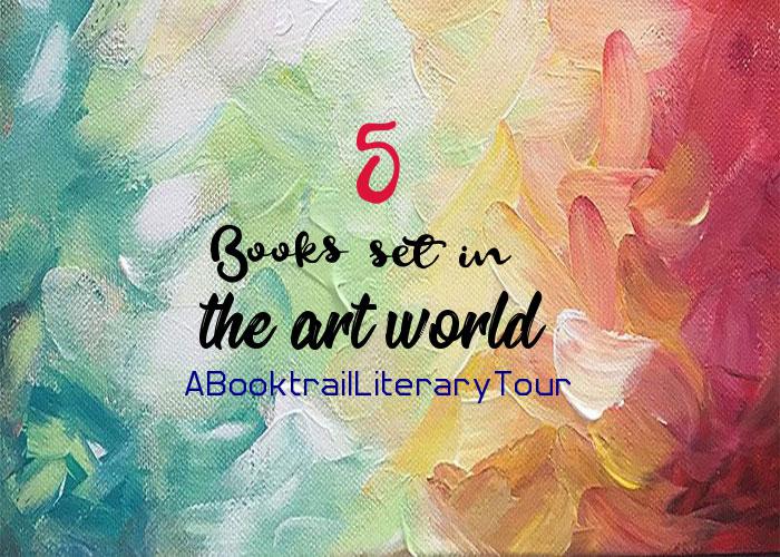 Books set in the art world