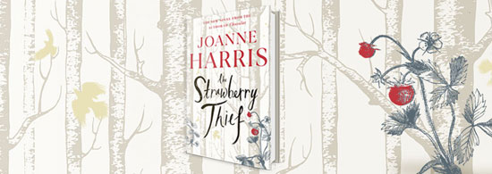 Novel set in 'Chocolat' rural France - The Strawberry Thief, by Joanne Harris