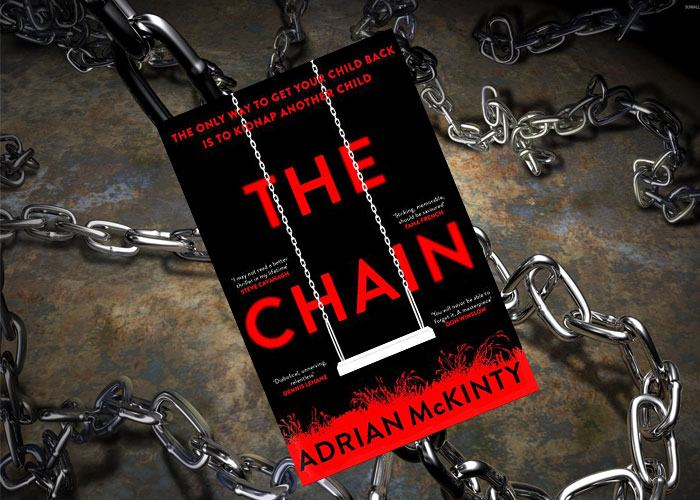Thriller set in New York's Plum Island - The Chain - Adrian McKinty