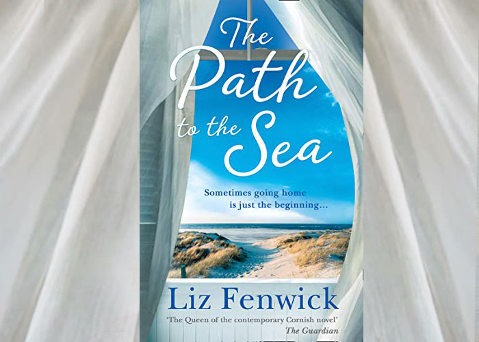 Novel set in Cornwall - The Path to the Sea - Liz Fenwick