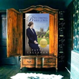 Novel set in Oxford – Becoming Mrs Lewis by Patti Callahan