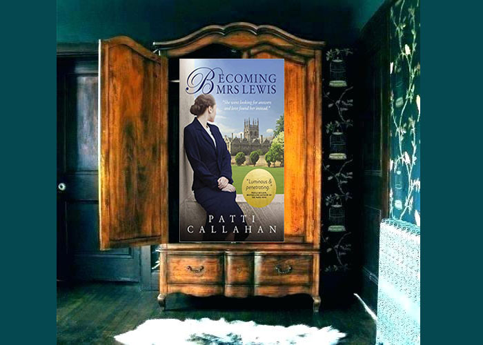 Novel set in Oxford - Becoming Mrs Lewis by Patti Callahan