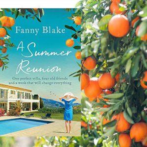 Book set in Mallorca – A Summer Reunion – Fanny Blake