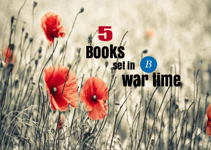 Books set in war time