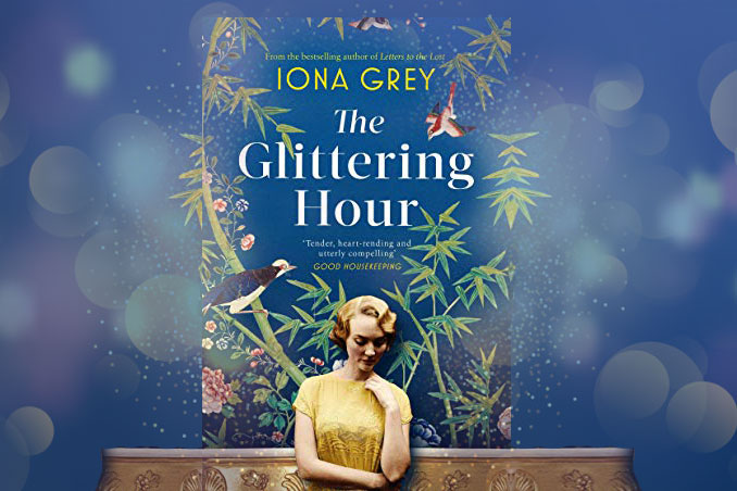 Love story set in England - The Glittering Hour- Iona Grey