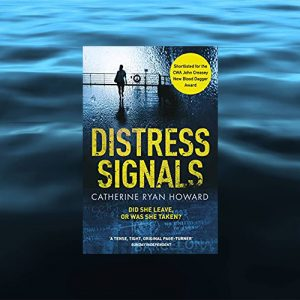 Thriller set on a cruise ship – Distress Signals – Catherine Ryan Howard