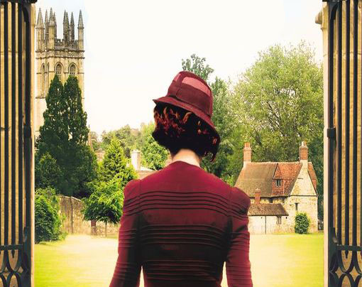 Travel to Oxford - Becoming Mrs Lewis by Patti Callahan