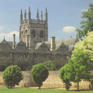 Travel to Oxford – Becoming Mrs Lewis by Patti Callahan