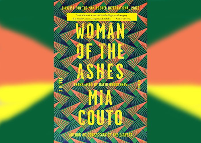 Novel set in Mozambique - Woman of the Ashes - Mia Couto