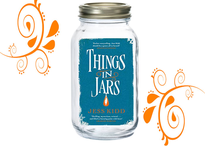 Novel set in London - Things in Jars by Jess Kidd