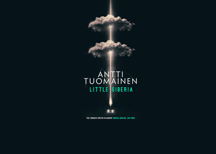Dark comedy set in Finland - Little Siberia - Antti Tuomainen
