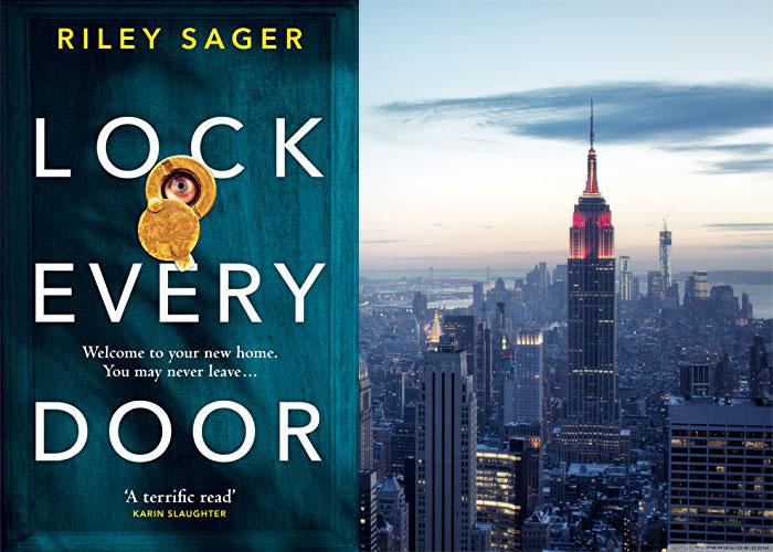 Lock Every Door set in NYC - Riley Sager