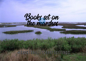 Books set on the marshes