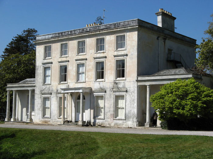 Agatha Christie Greenway house