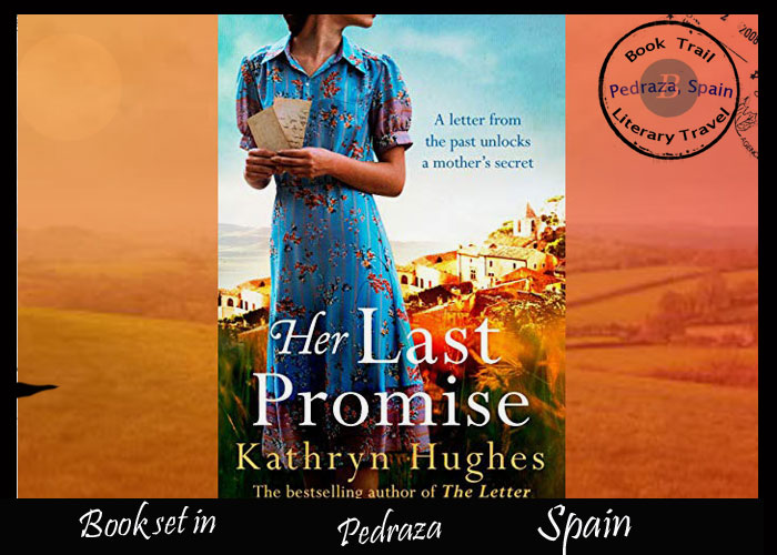 Mystery set in Spain - Her Last Promise by Kathryn Hughes