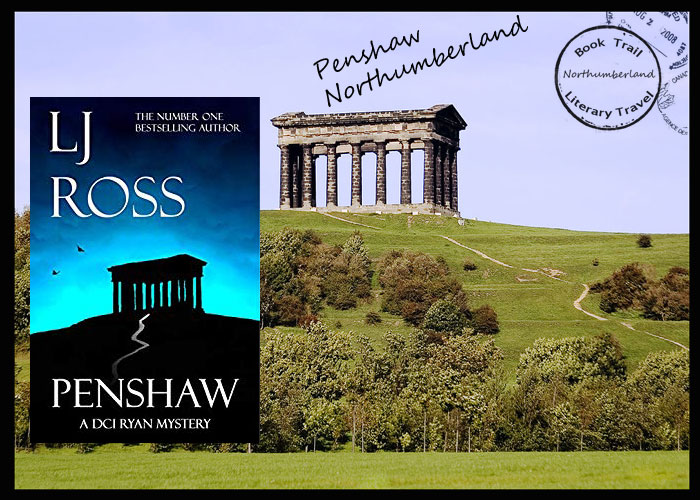Mystery set in Northumberland - Penshaw - L J Ross
