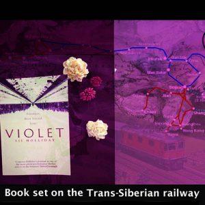 Thriller set on the Trans-Siberian Express – Violet by SJI Holliday