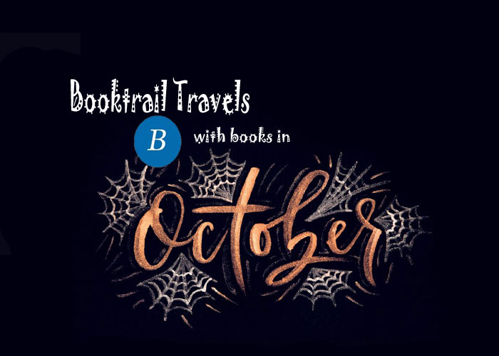 BookTrail Travels with books in October