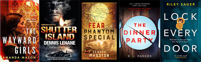 Books perfect for Halloween