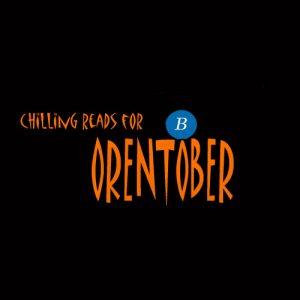 Halloween reads for Orentober