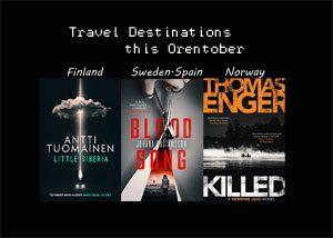 Orentober – A season to feast on books