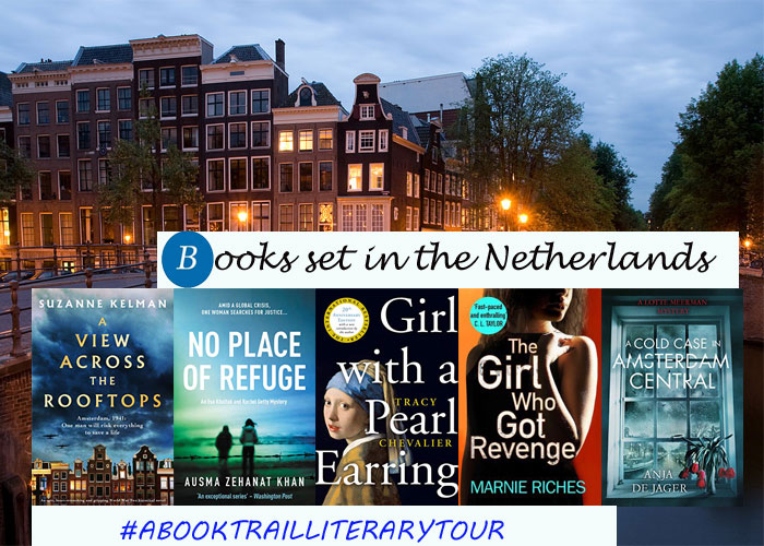 Five Books set in the Netherlands