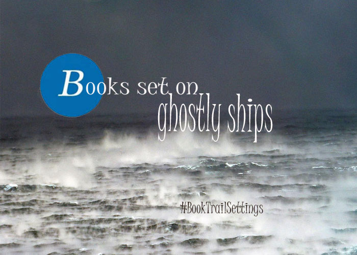 Books set on ghostly ships