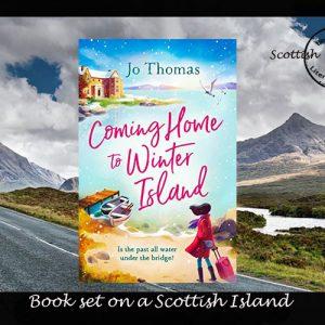 Talking literary locations of Winter Island with Jo Thomas