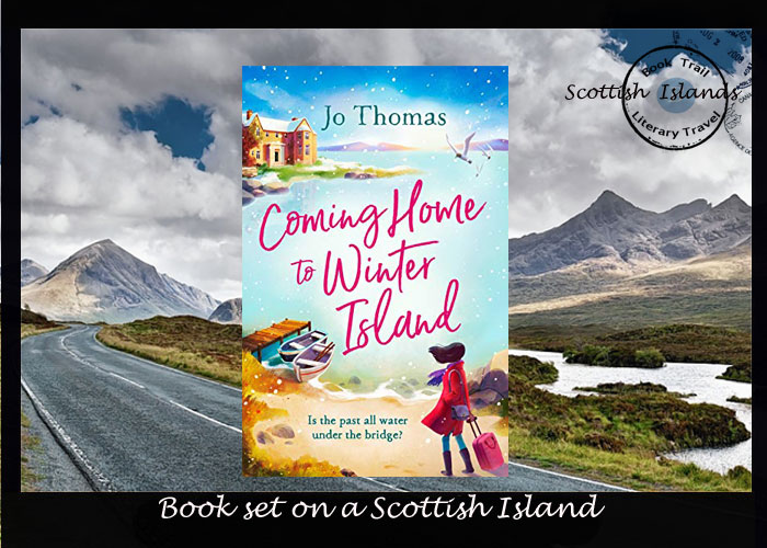 Talking literary locations of Winter Island with Jo Thomas