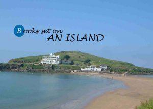 Books set on an island