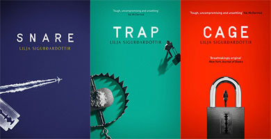 Books set on the island of Iceland