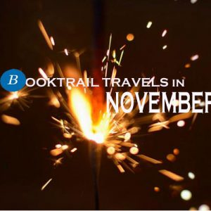 BookTrail Travels with Books in November